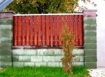 Забор 1012