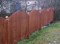 Забор 1003